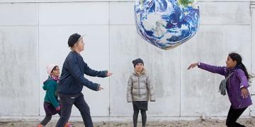 Anita Mayntzhusen has done an extensive study of international children.