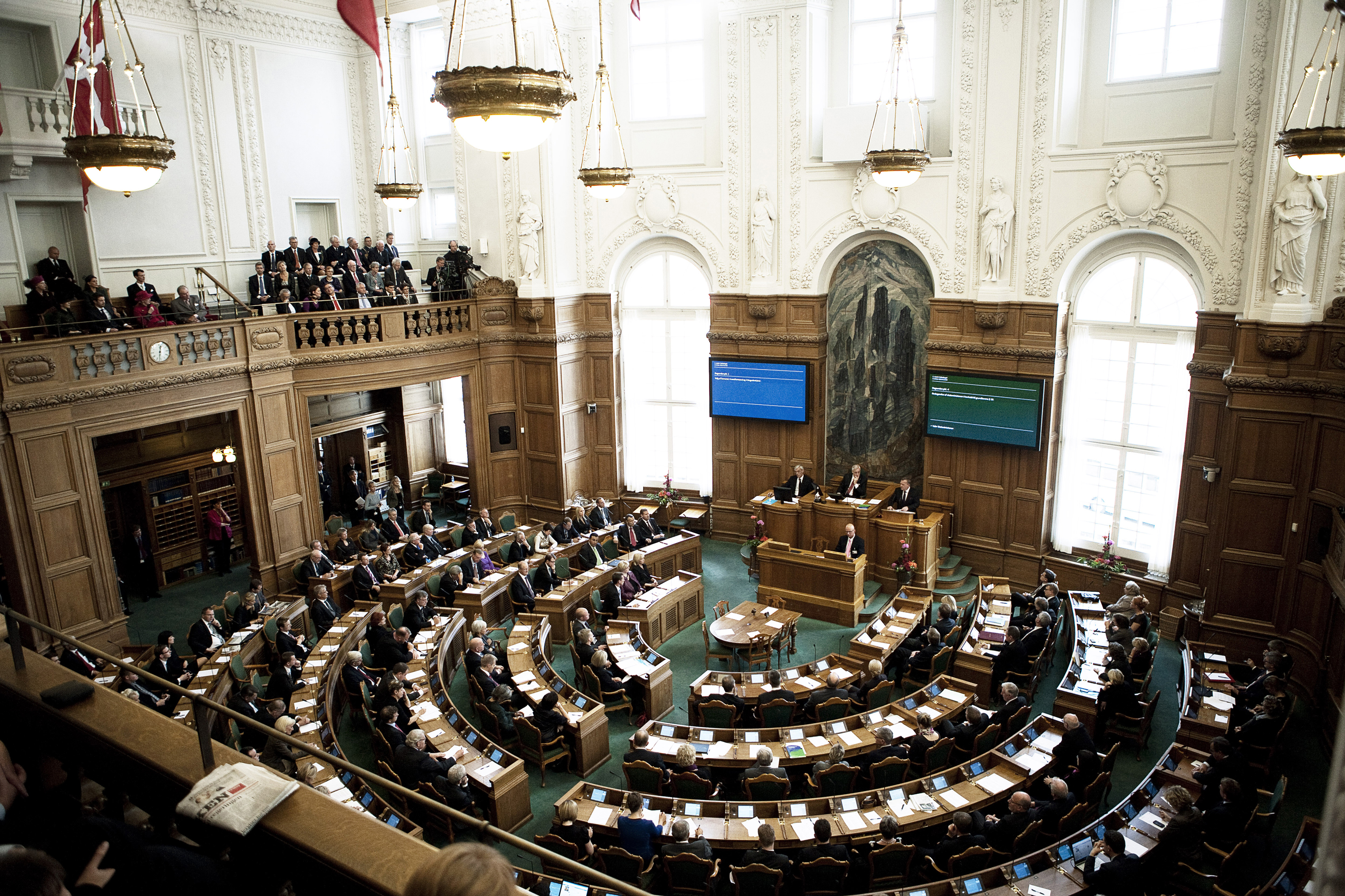 The rules of the game; understanding the Danish political system ...