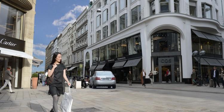 Shopping Neuer Wall 1