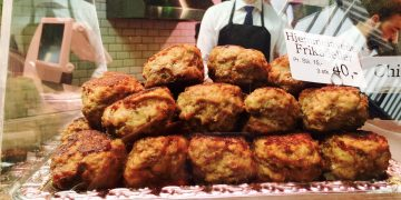 The most expensive meatball ever - as our writer found out.