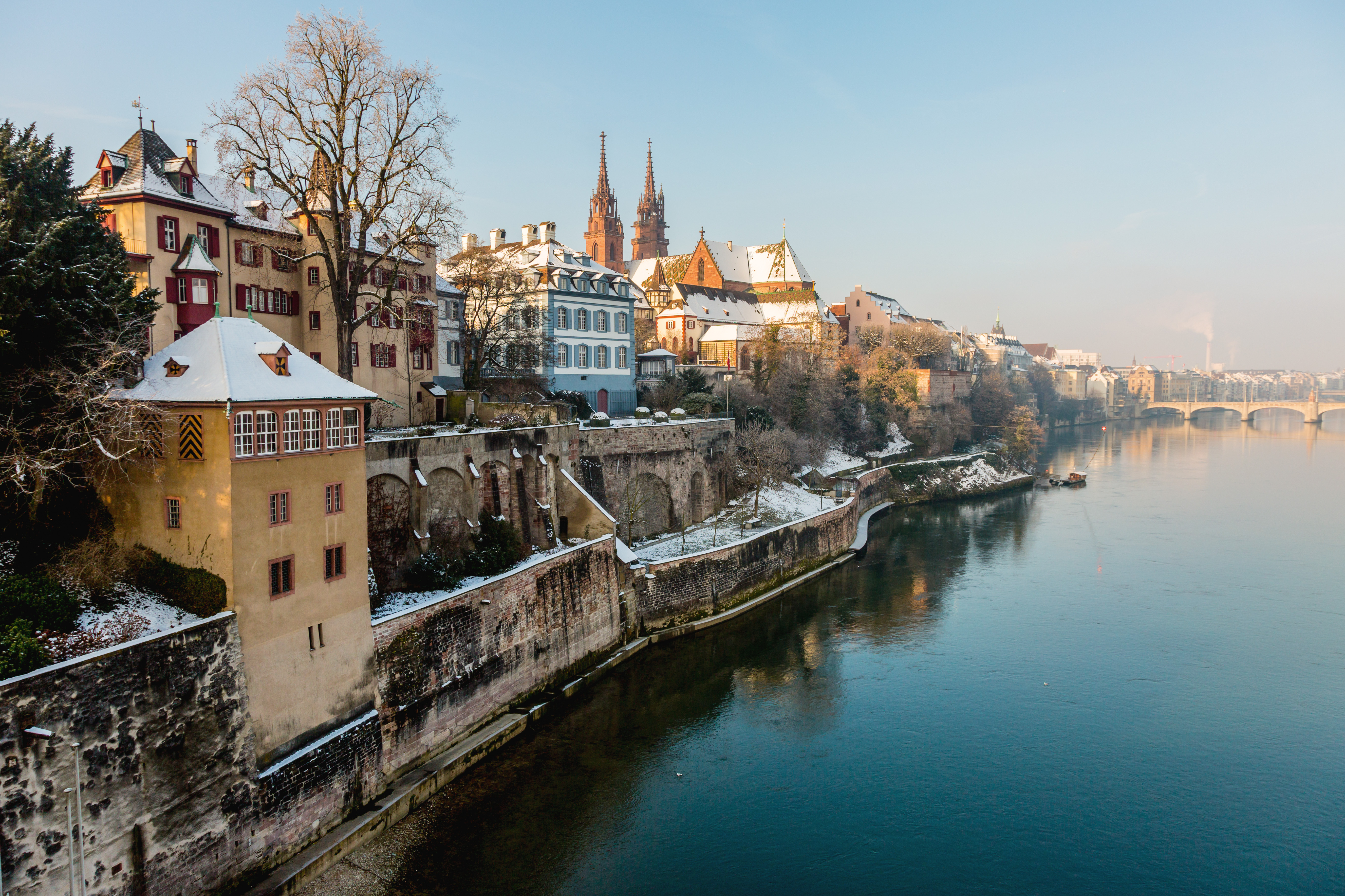 Basel - make a journey to an amazing Swiss GEM | Your ...