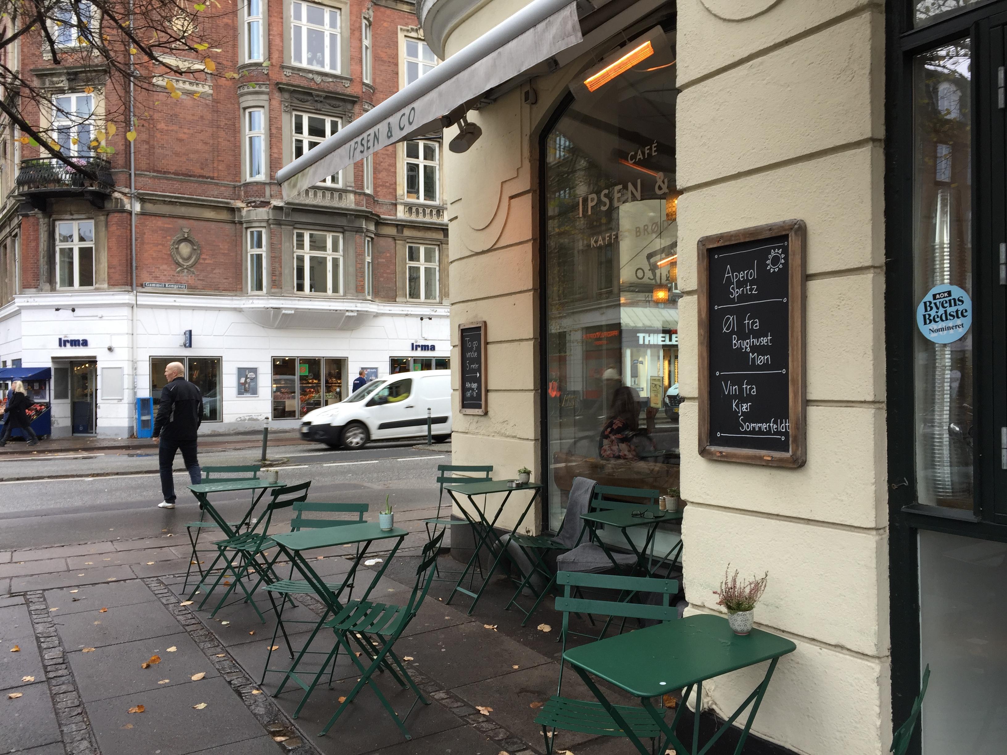 maude cafe gammel kongevej