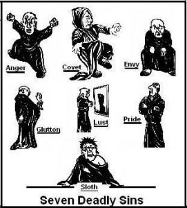 pride seven deadly sins costume